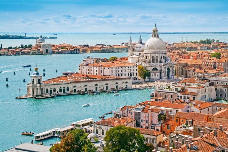 Самые красивые города Европы - Венеция. Италия