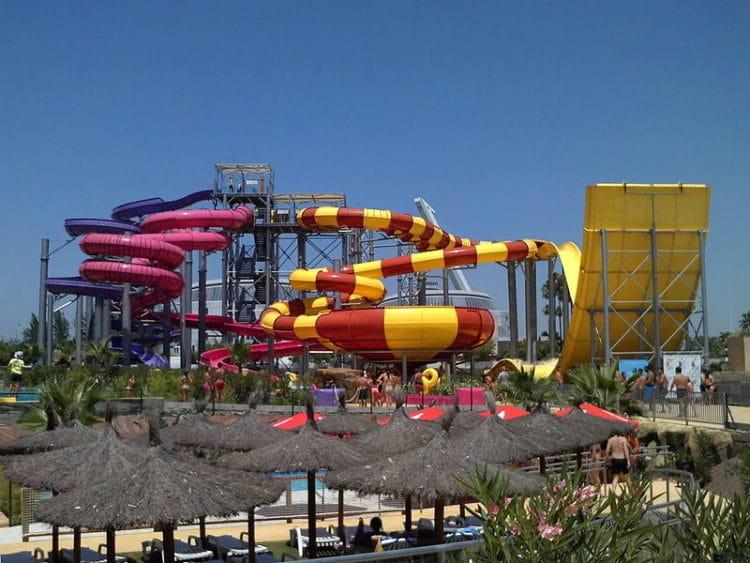 Тематический парк «Волшебный остров» - достопримечательности Севильи