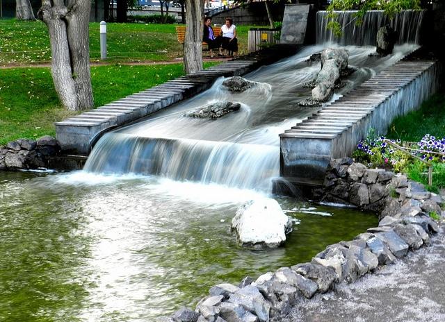 Парк влюблённых - достопримечательности Еревана