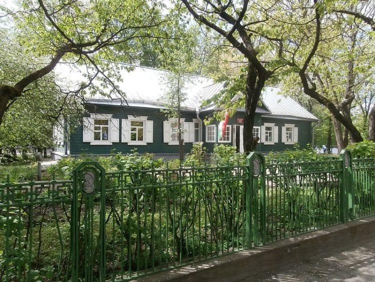 Дом-музей I съезда РСДРП - достопримечательности Минска