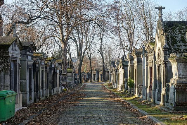Кладбище Пер-Лашез - достопримечательности Парижа