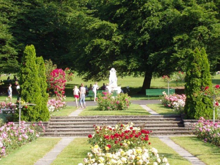 Парк Ла Гранж - Что посмотреть в Женеве