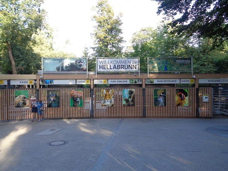 Мюнхенский зоопарк Хеллабрунн - Что посмотреть в Мюнхене