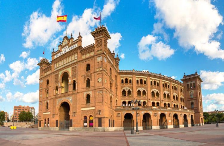 Арена Лас-Вентас - достопримечательности Мадрида