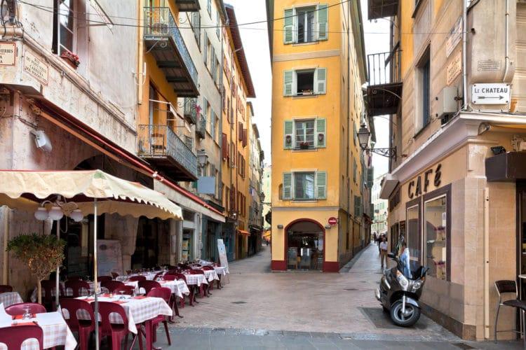 Старый город - достопримечательности Ниццы