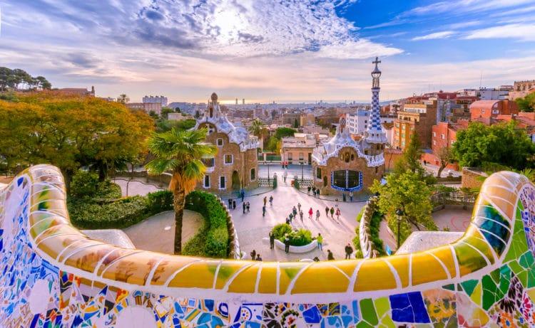 Самые красивые города Европы - Барселона. Испания