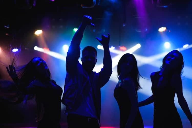 Ночной клуб «Cubana» - достопримечательности Гоа