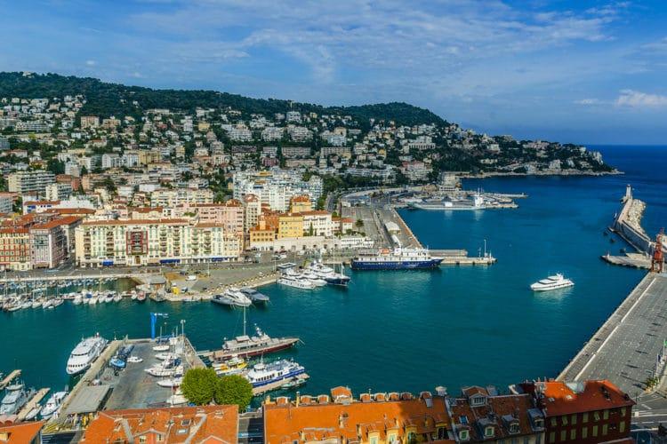 Порт Лимпия - достопримечательности Ниццы