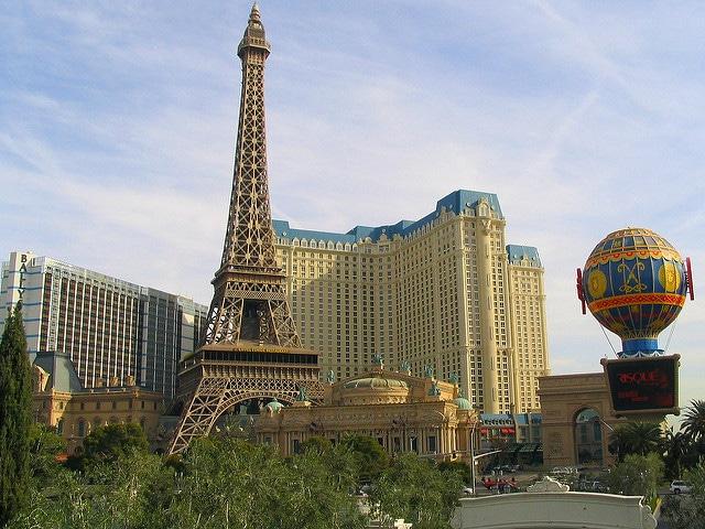 Отель «Париж» - достопримечательности Лас-Вегаса