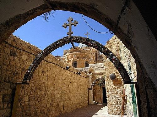 Улица «Виа Долороза» - достопримечательности Иерусалима