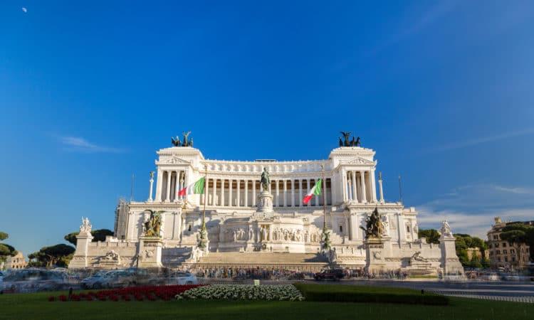 Витториано - достопримечательности Рима