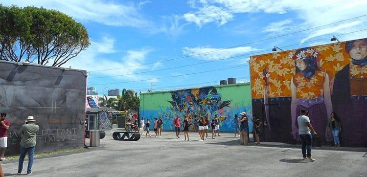 Район Винвуд - достопримечательности Майами