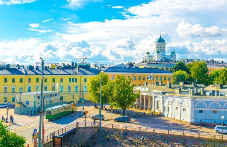 Самые красивые города Европы - Хельсинки. Финляндия