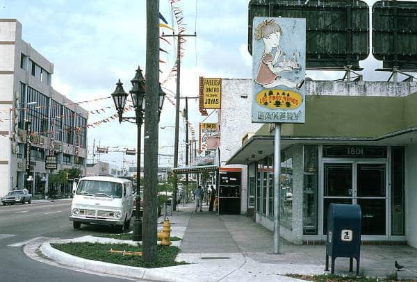 Маленькая Гавана достопримечательности Майами