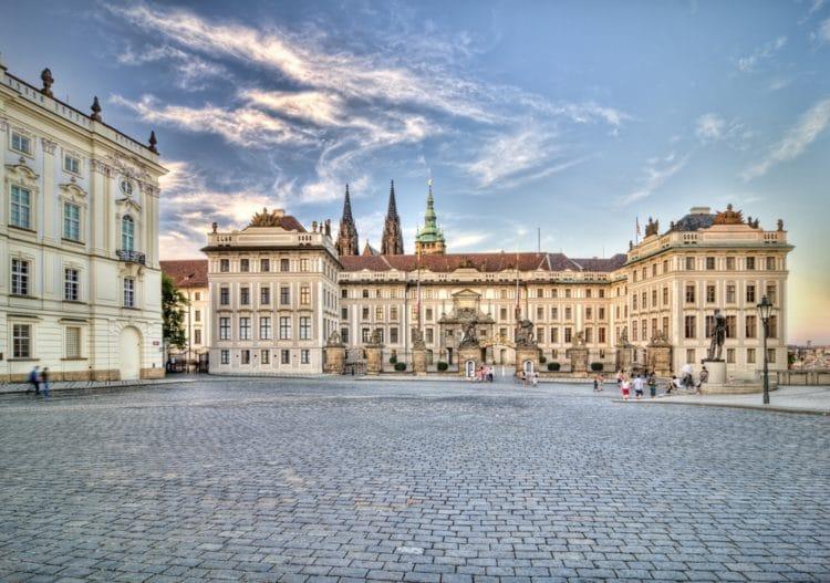 Пражский град - достопримечательности Праги