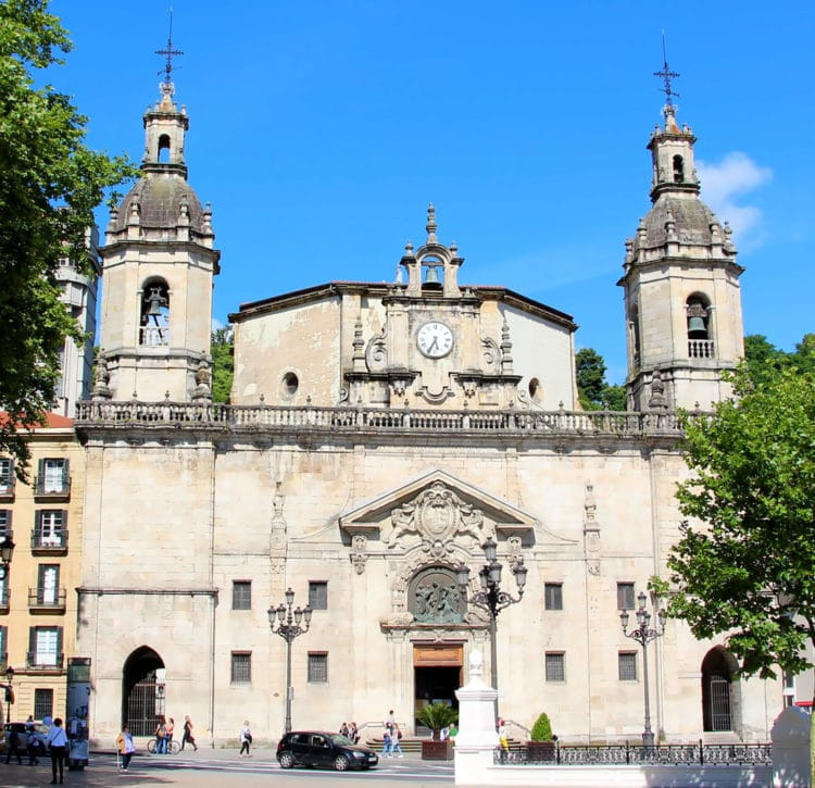 Церковь Святого Николая - достопримечательности Бильбао