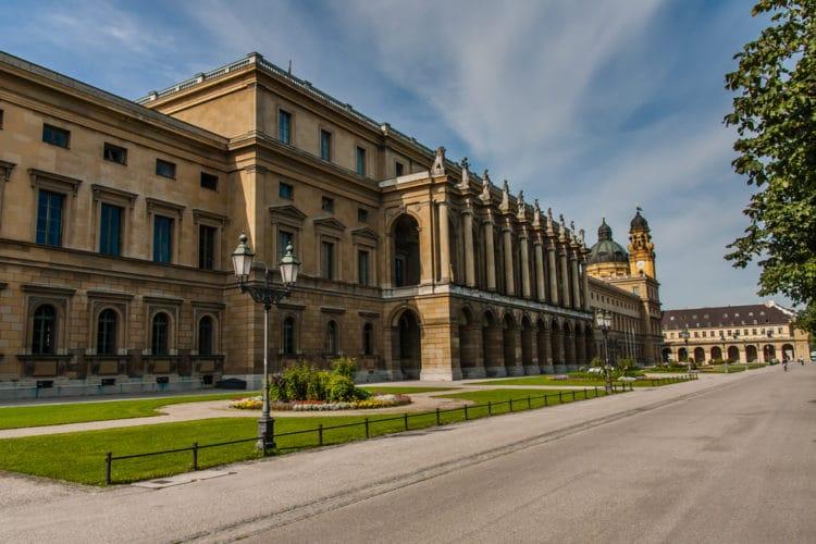 Мюнхенская Резиденция - достопримечательности Мюнхена