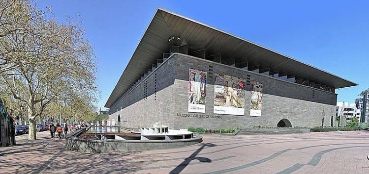 Национальная галерея Виктории - достопримечательности Майами