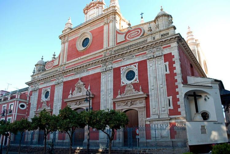 Церковь Сальвадора - достопримечательности Севильи