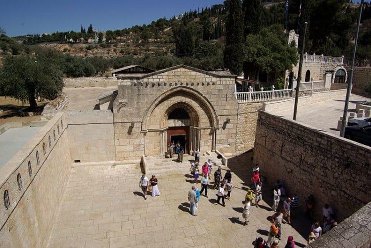 Гробница Богородицы - достопримечательности Иерусалима