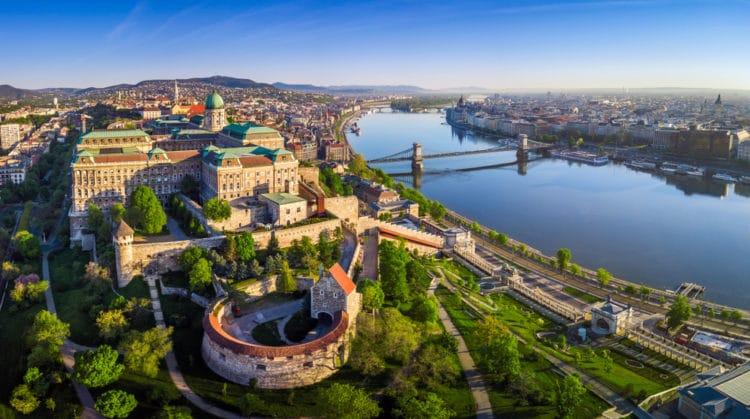 Самые красивые города Европы - Будапешт. Венгрия