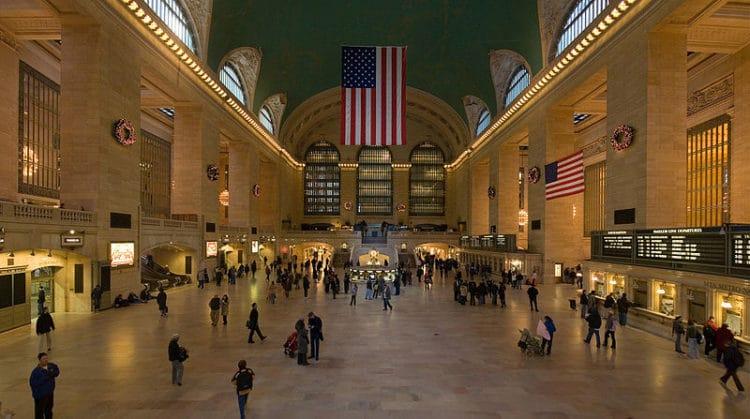 Центральный вокзал Нью-Йорка - достопримечательности Нью-Йорка