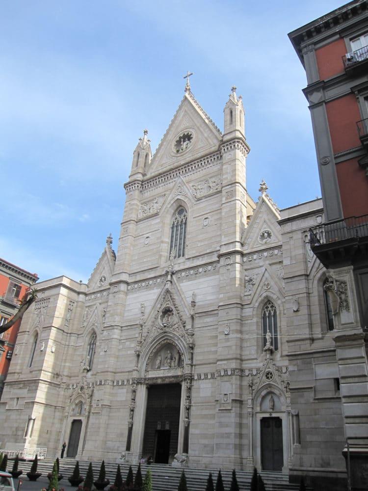 Собор Святого Януария - достопримечательности Неаполя