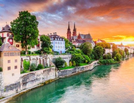 Достопримечательности Базеля: Топ-20 (МНОГО ФОТО)