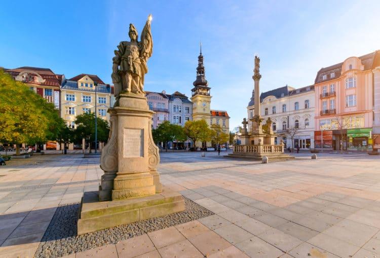 Бюджетно в Брно: один день в городе