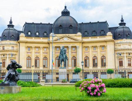 Достопримечательности Бухареста: Топ-25 (МНОГО ФОТО)
