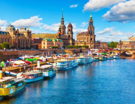 Лучшие достопримечательности Дрездена