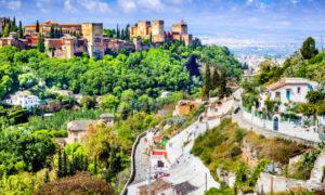 Лучшие достопримечательности Гранады