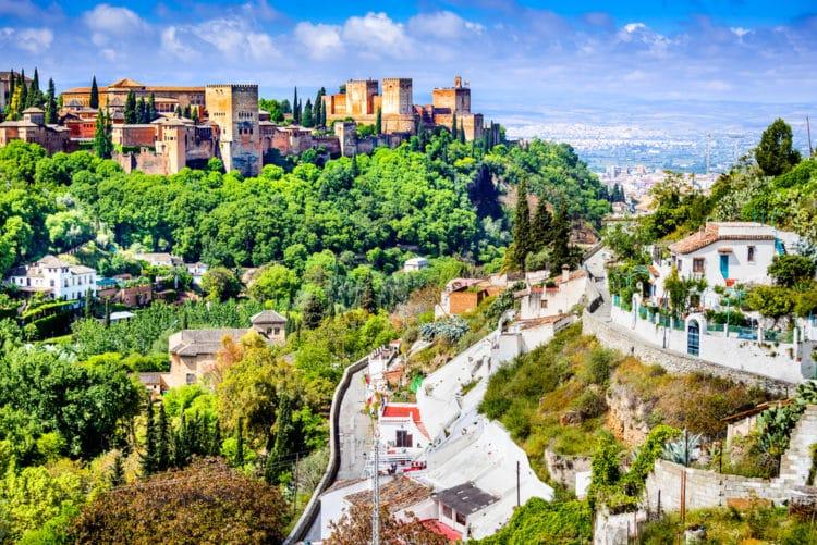 Гранада испания достопримечательности