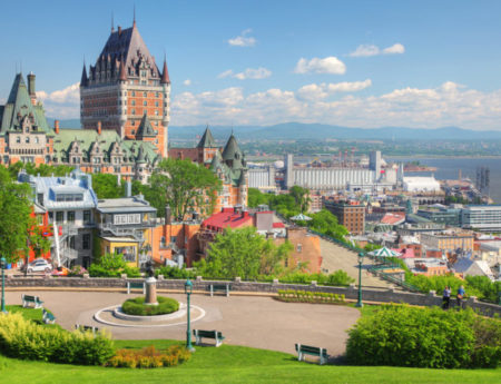 Лучшие достопримечательности Квебека