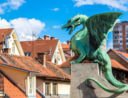 Достопримечательности Любляны: Топ-21 (МНОГО ФОТО)