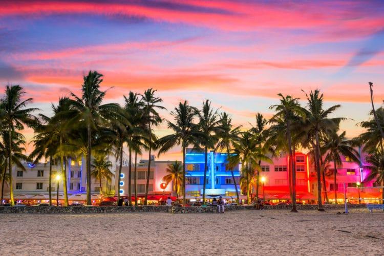 Ваша лучшая поездка в Майами улицы наполненные искусством