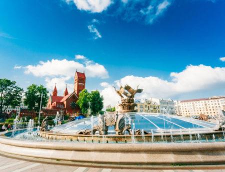Лучшие достопримечательности Минска