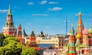 Достопримечательности Москвы: Топ-31 (МНОГО ФОТО)