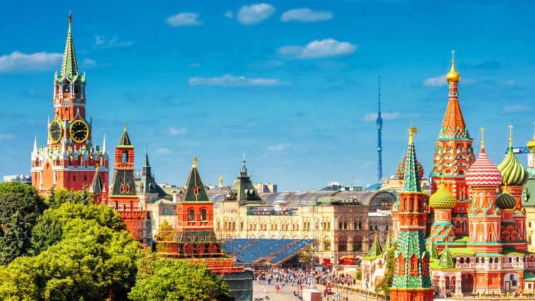 Куда сходить туристу в Москве. Кто в Москве не бывал?