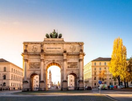 Лучшие достопримечательности Мюнхена