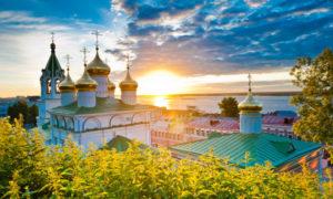 Лучшие достопримечательности Нижнего Новгорода