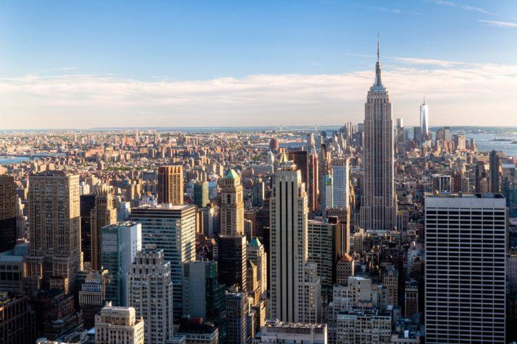 Достопримечательности Нью Йорка ( фото)