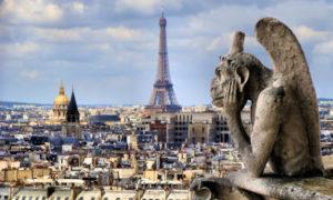 Лучшие достопримечательности Парижа