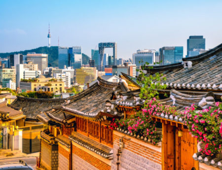 Достопримечательности Сеула: Топ-30 (МНОГО ФОТО)