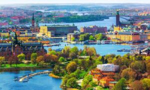 Достопримечательности Стокгольма: Топ-30 (МНОГО ФОТО)