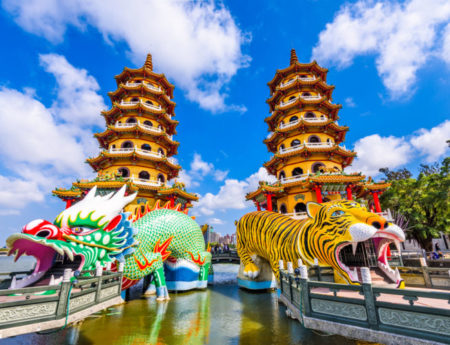 Достопримечательности Тайваня: Топ-25 (МНОГО ФОТО)