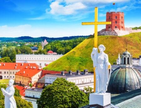 Лучшие достопримечательности Вильнюса