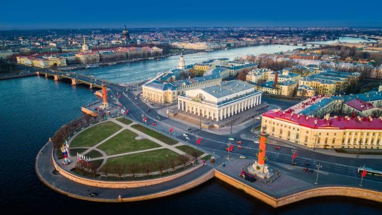 Самые красивые города России - Санкт-Петербург