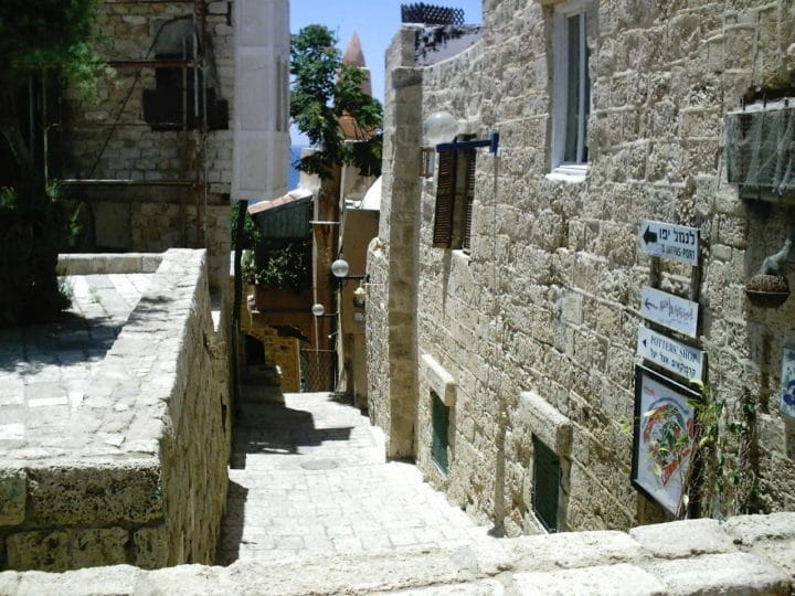 Старый город Яффо - достопримечательности Тель-Авива