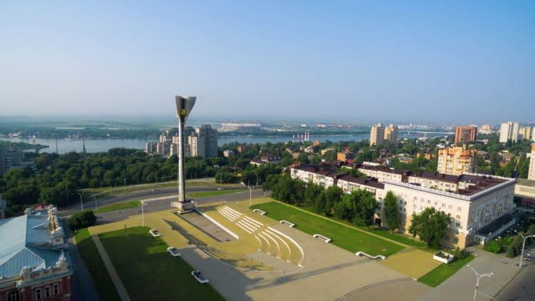 Самые красивые города России - Ростов-на-Дону